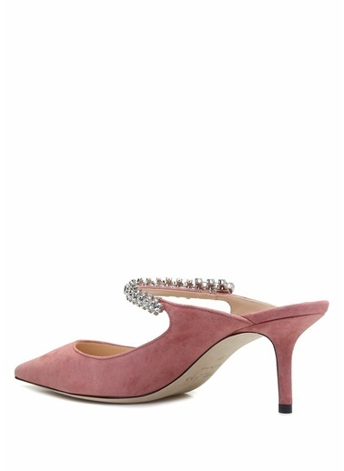 Jimmy Choo Ayakkabı Mercan